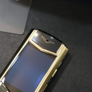 Vertu Signature S Dragon Yellow Gold Diamond Full Box 2