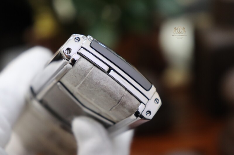 Vertu Signature S Steel White Mother Of Pearl 10