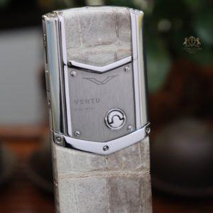 Vertu Signature S Steel White Mother Of Pearl 5