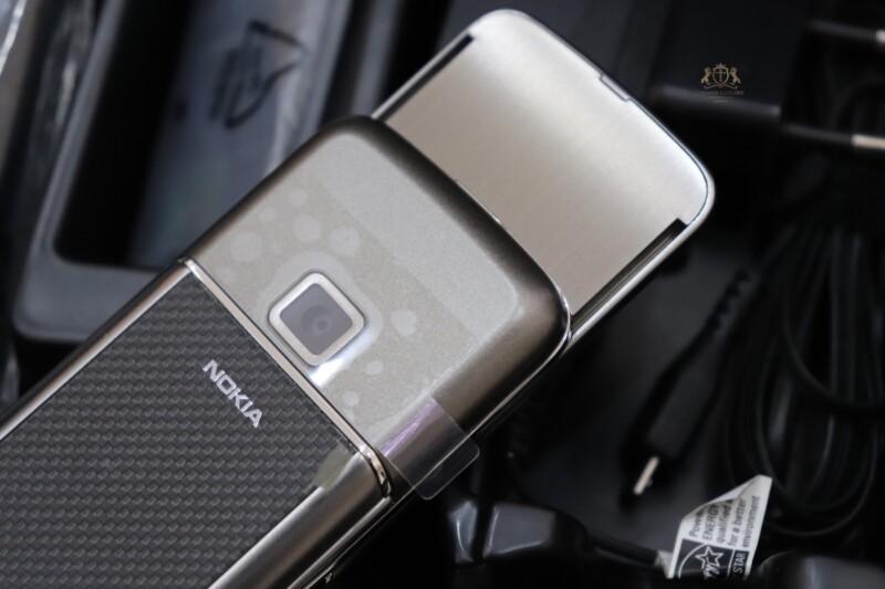 Nokia 8800e Carbon Arte Full Box New 100 Chua Su Dung 11