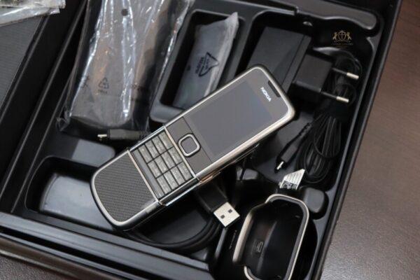 Nokia 8800e Carbon Arte Full Box New 100 Chua Su Dung 3
