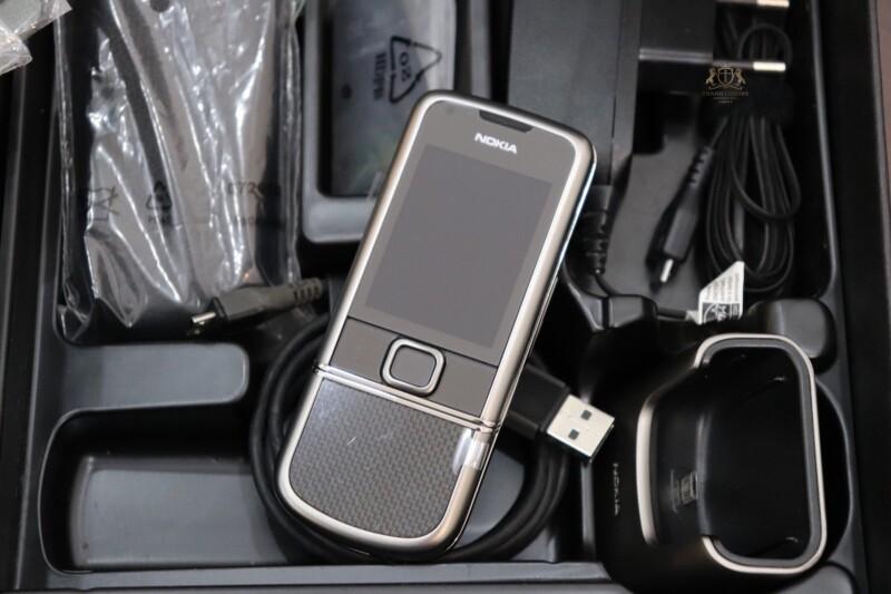 Nokia 8800e Carbon Arte Full Box New 100 Chua Su Dung 5