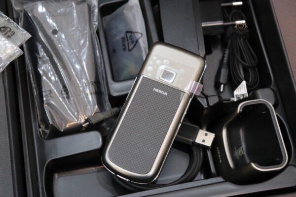 Nokia 8800e Carbon Arte Full Box New 100 Chua Su Dung 6