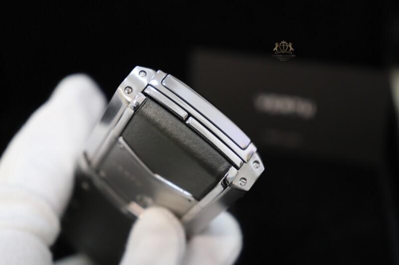 Vertu Signature S Pure Silver Full Box Like New 11
