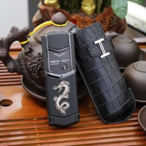 Vertu Signature S Pure Black Dragon Limited 136 150 2