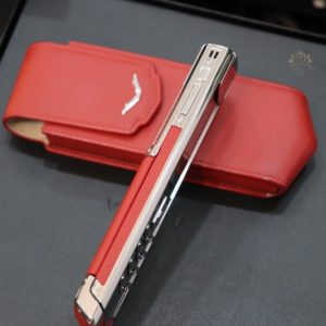 Vertu Signature S Red Calf Nhu Moi Full Box 10