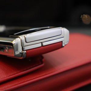 Vertu Signature S Red Calf Nhu Moi Full Box 13