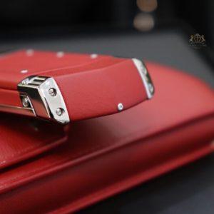 Vertu Signature S Red Calf Nhu Moi Full Box 14